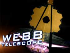 This 90 second video Movie Trailer for the James Webb Space Telescope, produced at NASA hurls the viewer through space and asks if you can imagine seeing 13 billion years back in time, see the first stars, galaxies evolve and solar systems form.