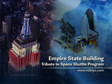 Empire State Building Tribute