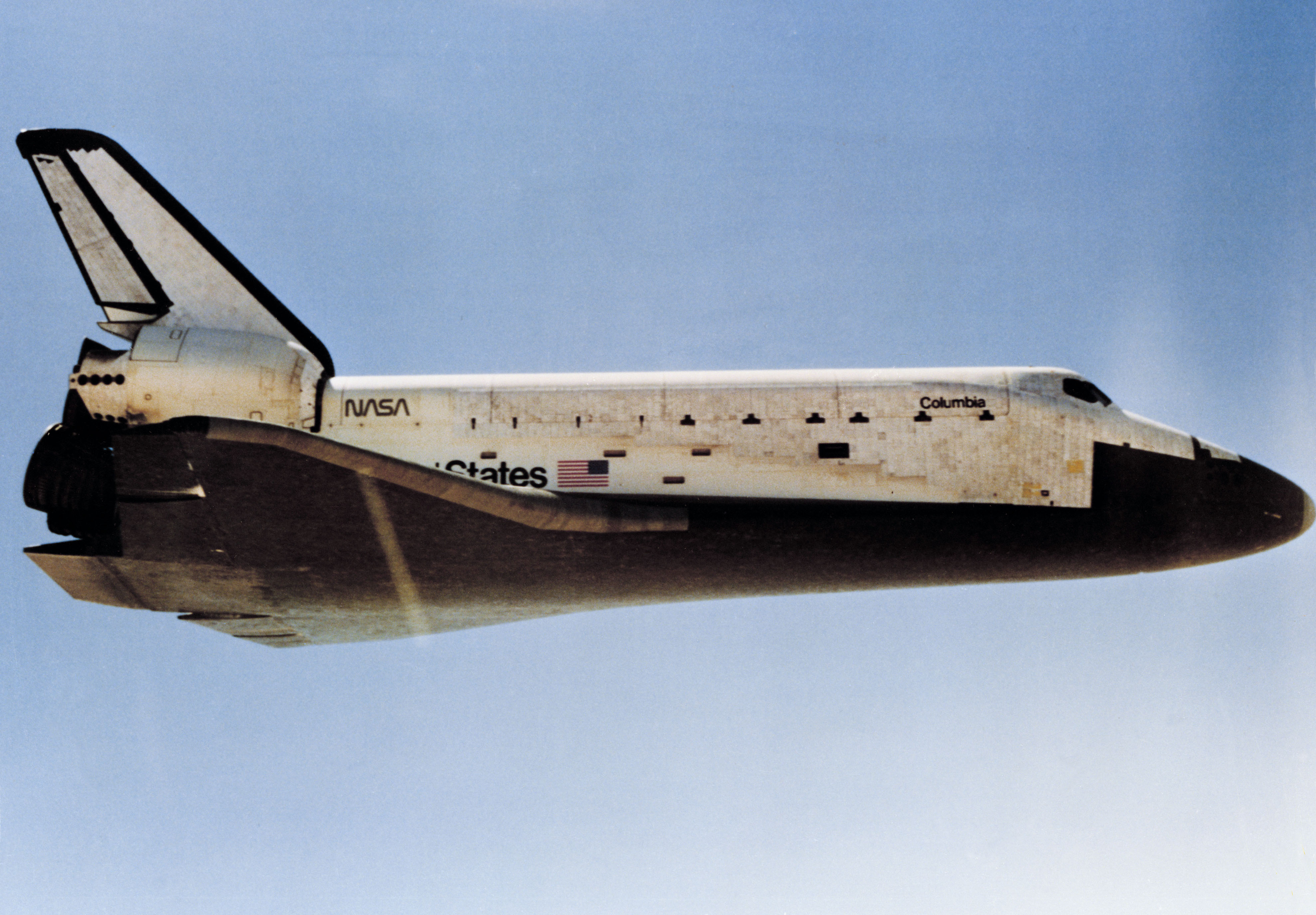 space shuttle columbia and challenger - photo #29