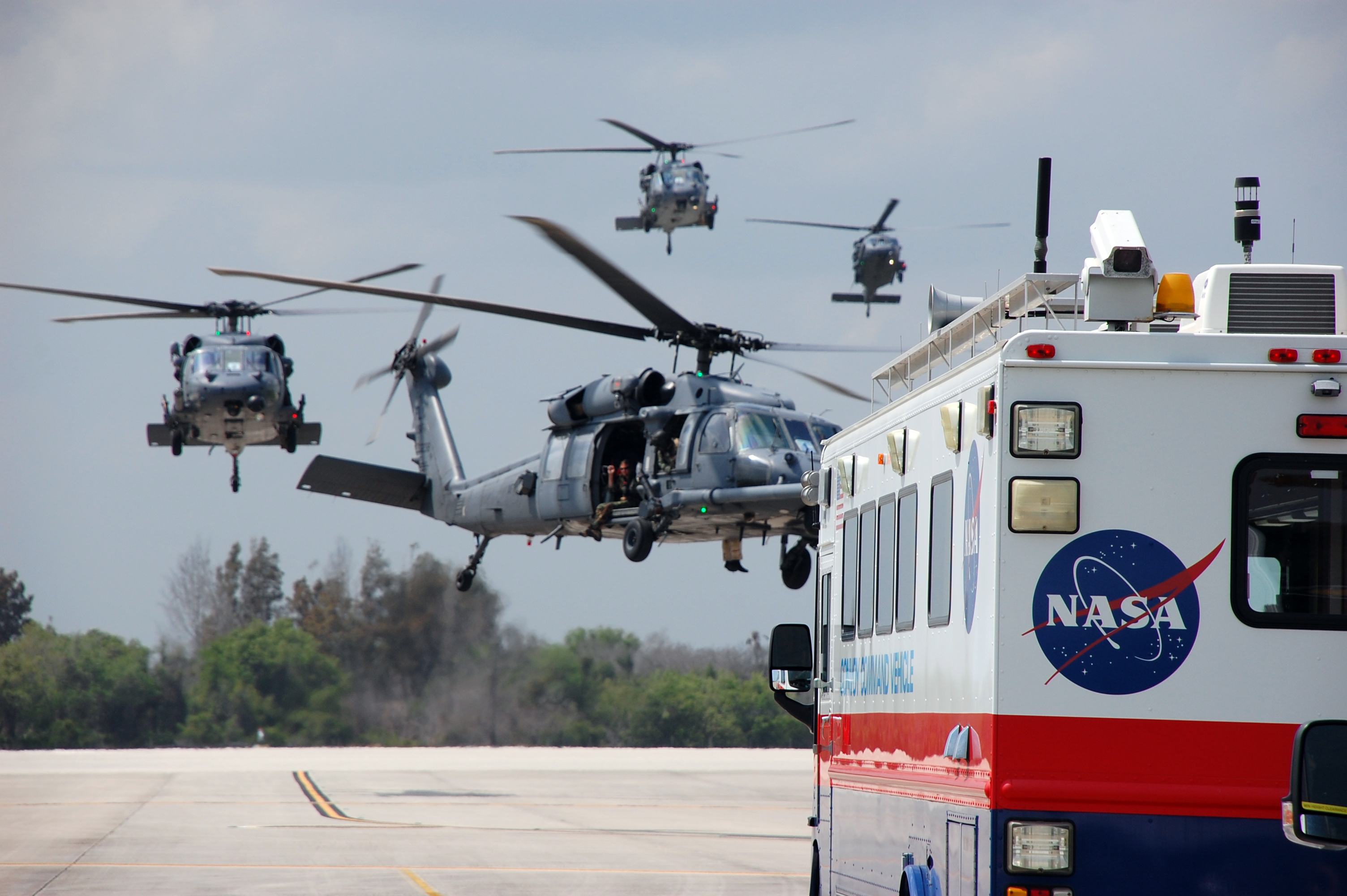space shuttle emergency landing runways - photo #16
