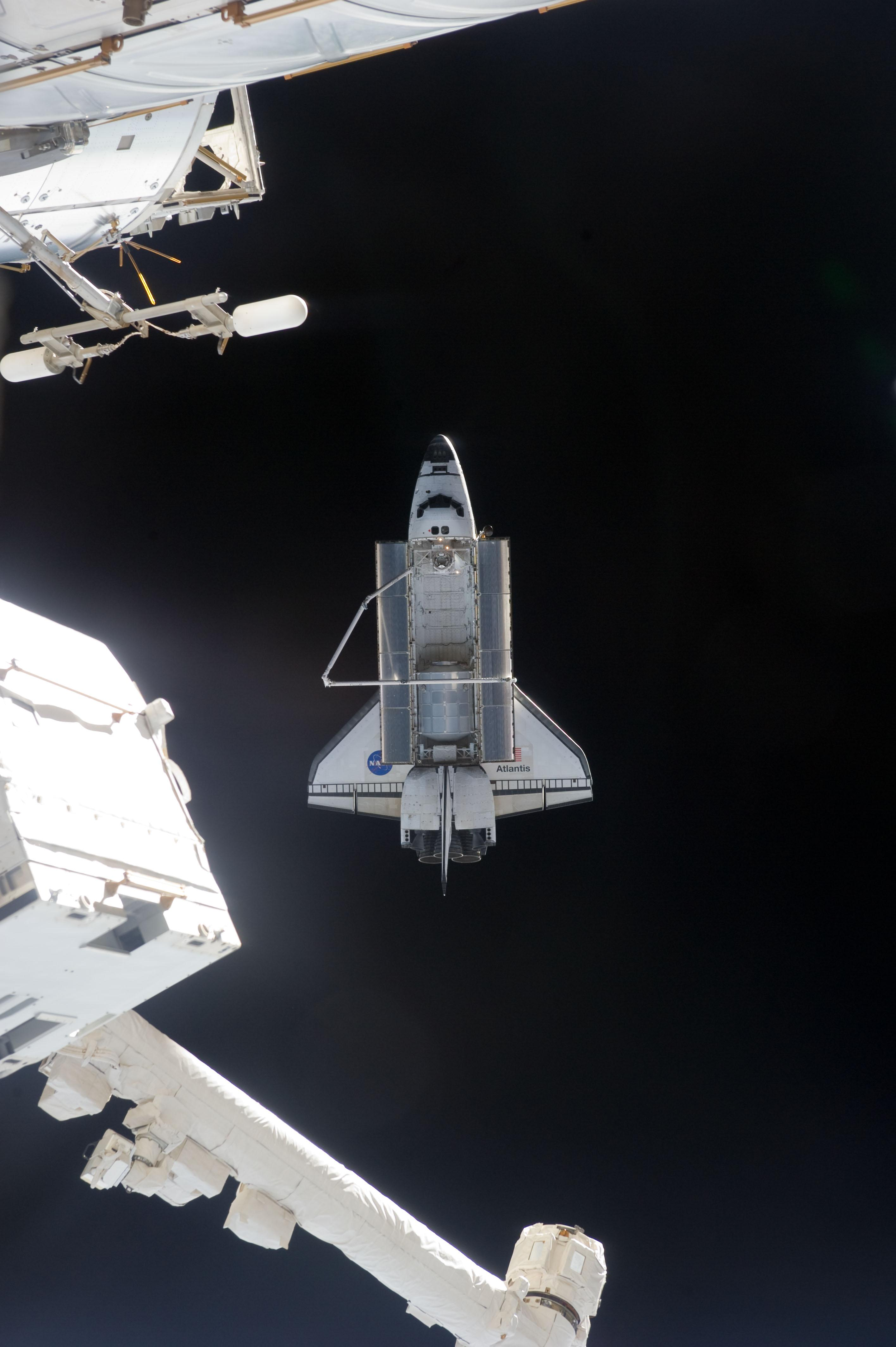 erste space shuttle mission - photo #37