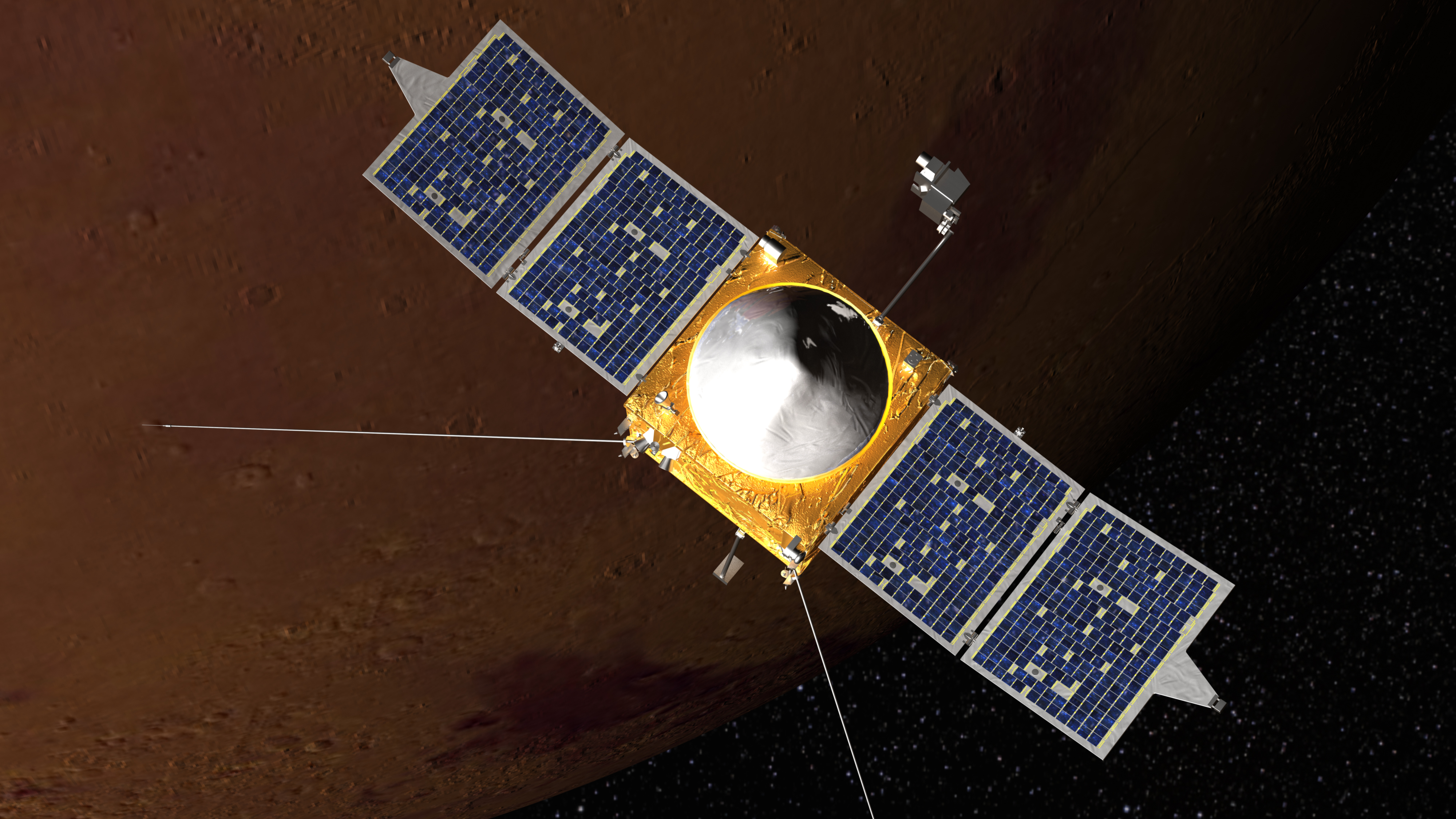 MAVEN Spectrometer Opens Window to Red Planet's Past | NASA