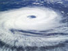 The crew of the International Space Station photographed Hurricane Catarina making landfall.