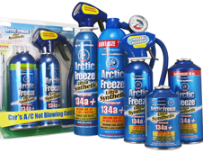 Arctic Freeze products