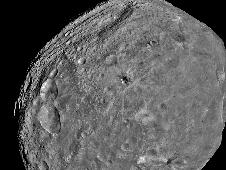Full-Frame image of Vesta