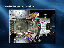 WAL6 Antenna Location