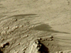 Warm-Season Flows on Slope in Horowitz Crater (Eight-Image Sequence)