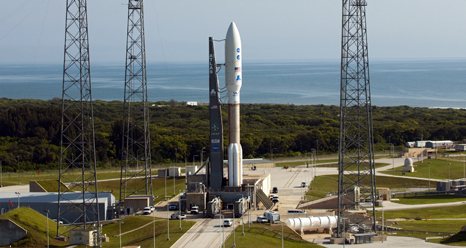 NASA's Juno spacecraft awaits launch