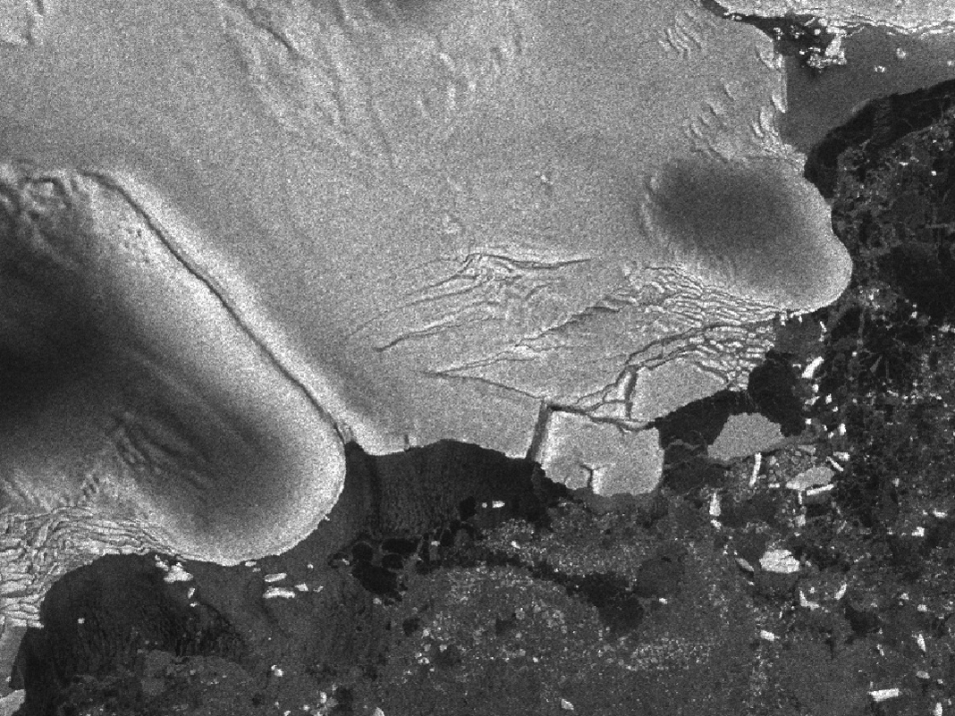 Nasa tohoku tsunami created icebergs in antarctica for Why was nasa created