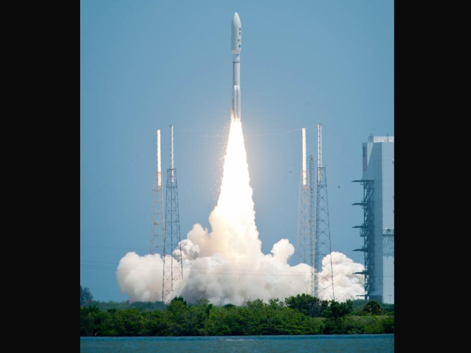 Juno launches.