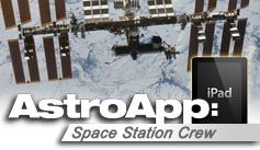 Astro App: Space Station Astronauts