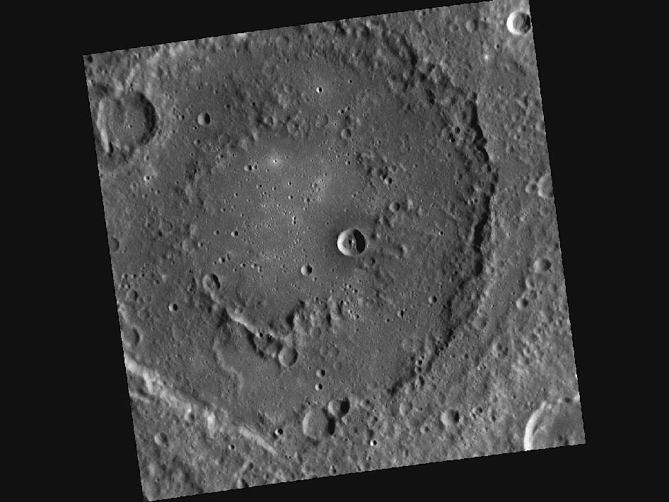 Image from Orbit of Mercury: Double Trouble