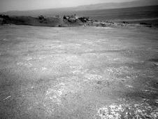 NASA's Mars Exploration Rover Opportunity arrived at the rim of Endeavour crater on Aug. 9, 2011