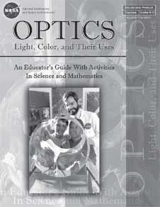 Cover of the Optics Educator Guide