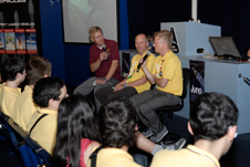 GAVRT students participate in NASA educational webcast