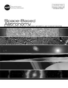 Cover of the Space-Based Astronomy Educator Guide