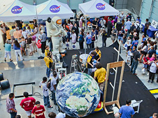 NASA in New York City for 'What's Your Favorite Space?'