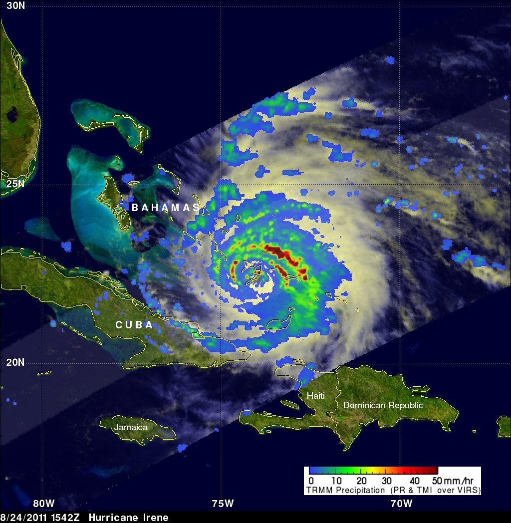 The great ideas hurricane irene latest and update