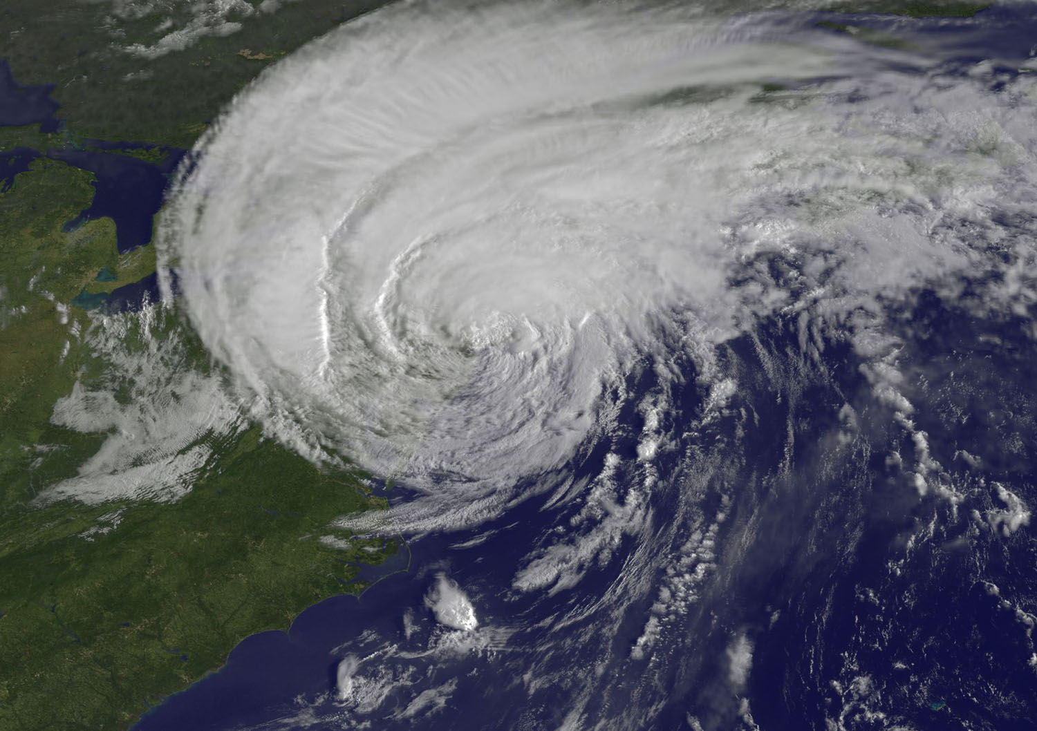 Was Hurrican Floyd A Natural Disaster