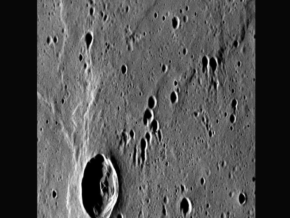 Image from Orbit of Mercury: A Secondary Mystery