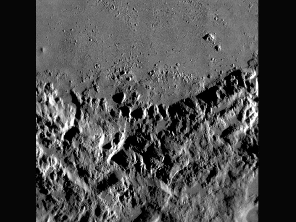 Image from Orbit of Mercury: Hokusai's Molten Past