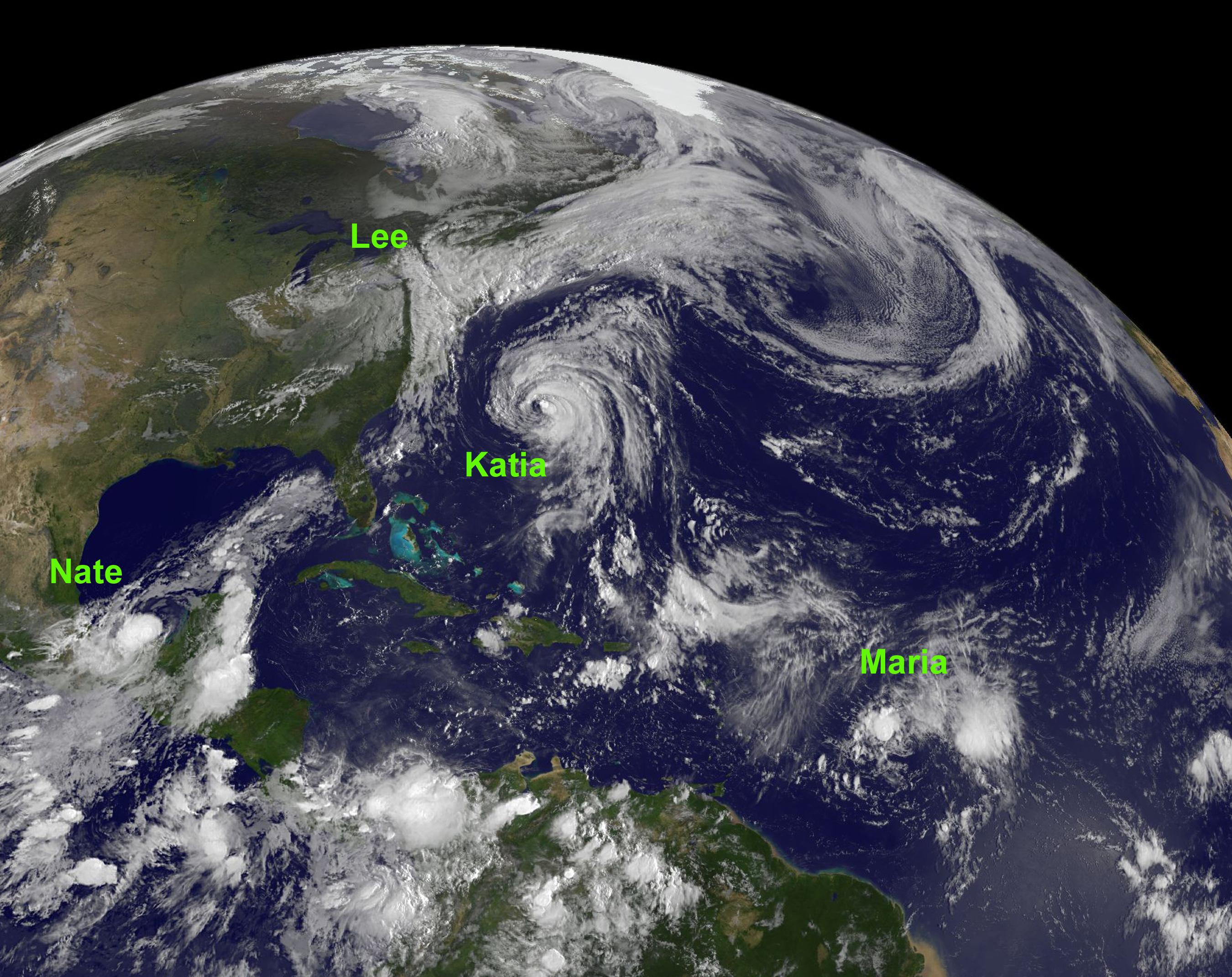 2011 Atlantic hurricane season