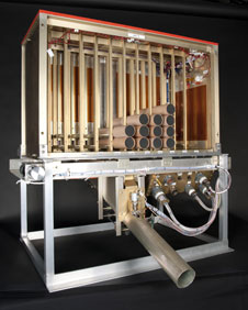 An automated dropsonde deployment system, developed for NOAA by the National Center for Atmospheric Research, will be employed during the HS3 mission on NASA's Global Hawk.