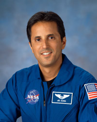 Joe Acaba, Mission Specialist-Educator. Photo credit: NASA/Johnson Space Center.