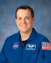 Ricky Arnold, Mission Specialist-Educator. Photo credit: NASA/Johnson Space Center.