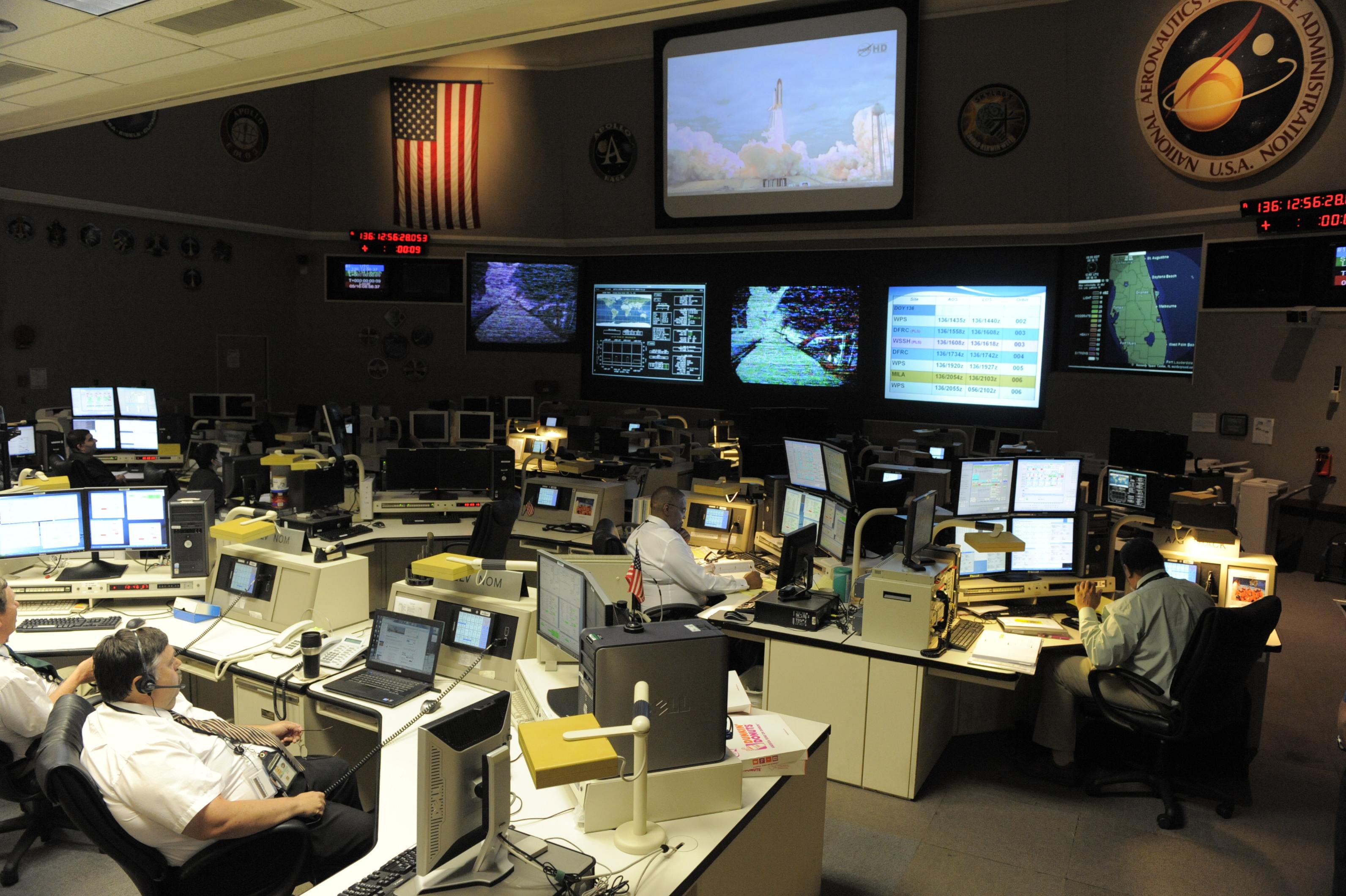 Nasa During Shuttle Era Goddard Provided The Critical Path