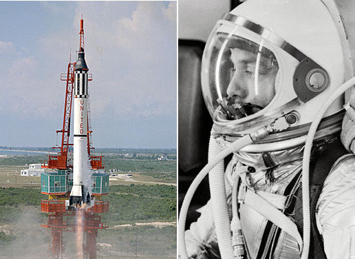 Alan Shepard's Flight