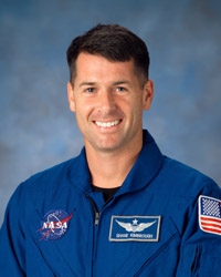 Shane Kimbrough, Mission Specialist. Photo credit: NASA/Johnson Space Center.