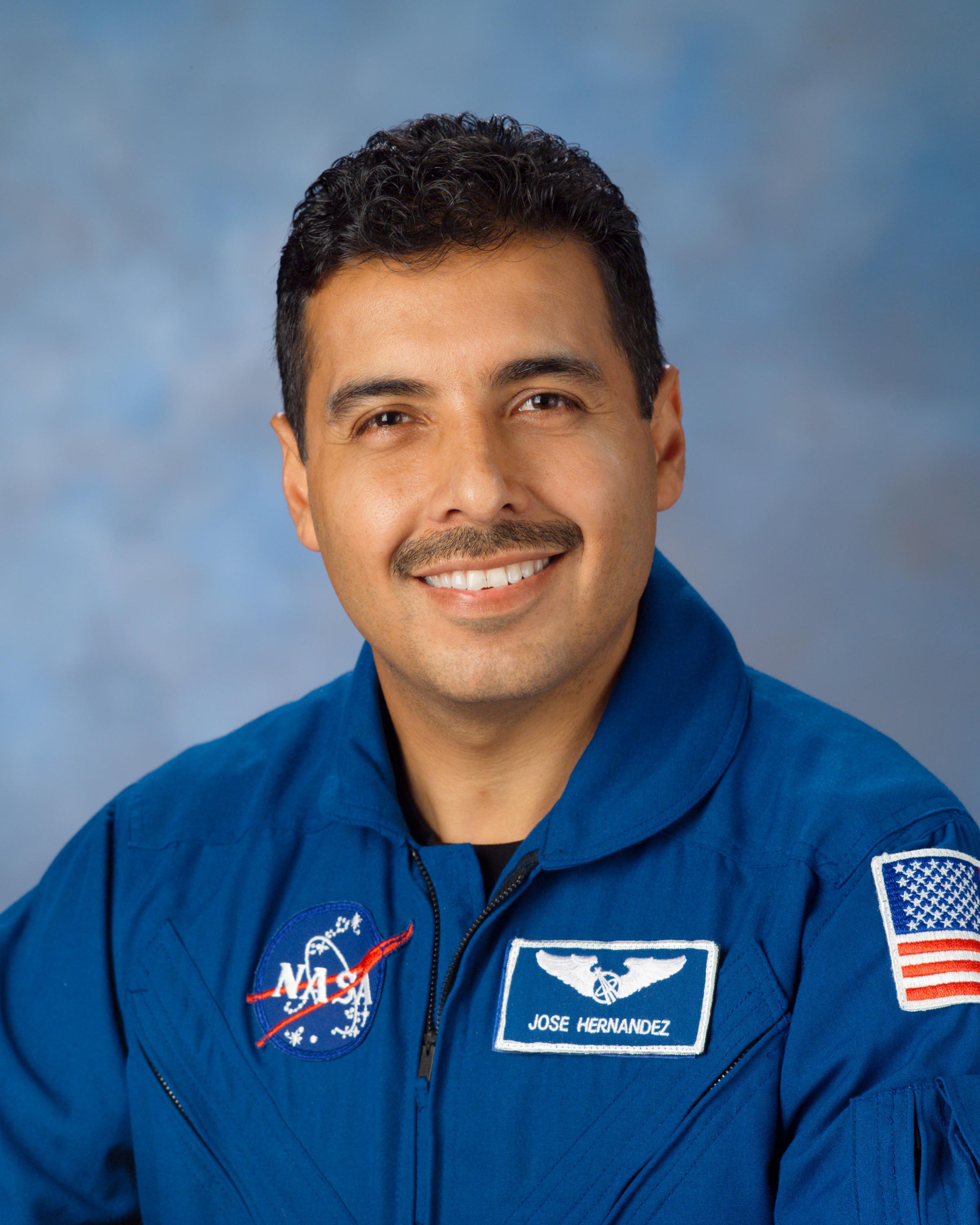 Jose Hernandez Astronaut Biography