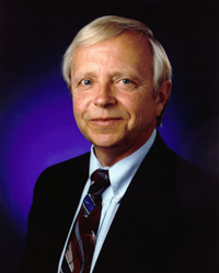 Edward J. Weiler, Associate Administrator for the Science Mission Directorate. Photo credit: NASA/Bill Ingalls.