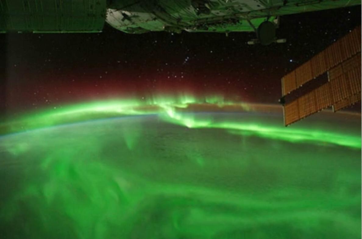 Stunning Aurora from Space | NASA