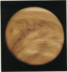 Ultraviolet image of Venus' clouds as seen by the Pioneer Venus Orbiter