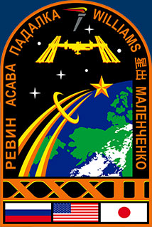 Expedition 32 Crew Patch
