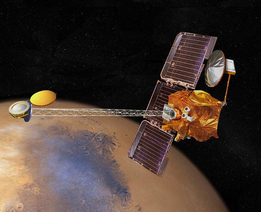 mars odyssey rover - photo #19