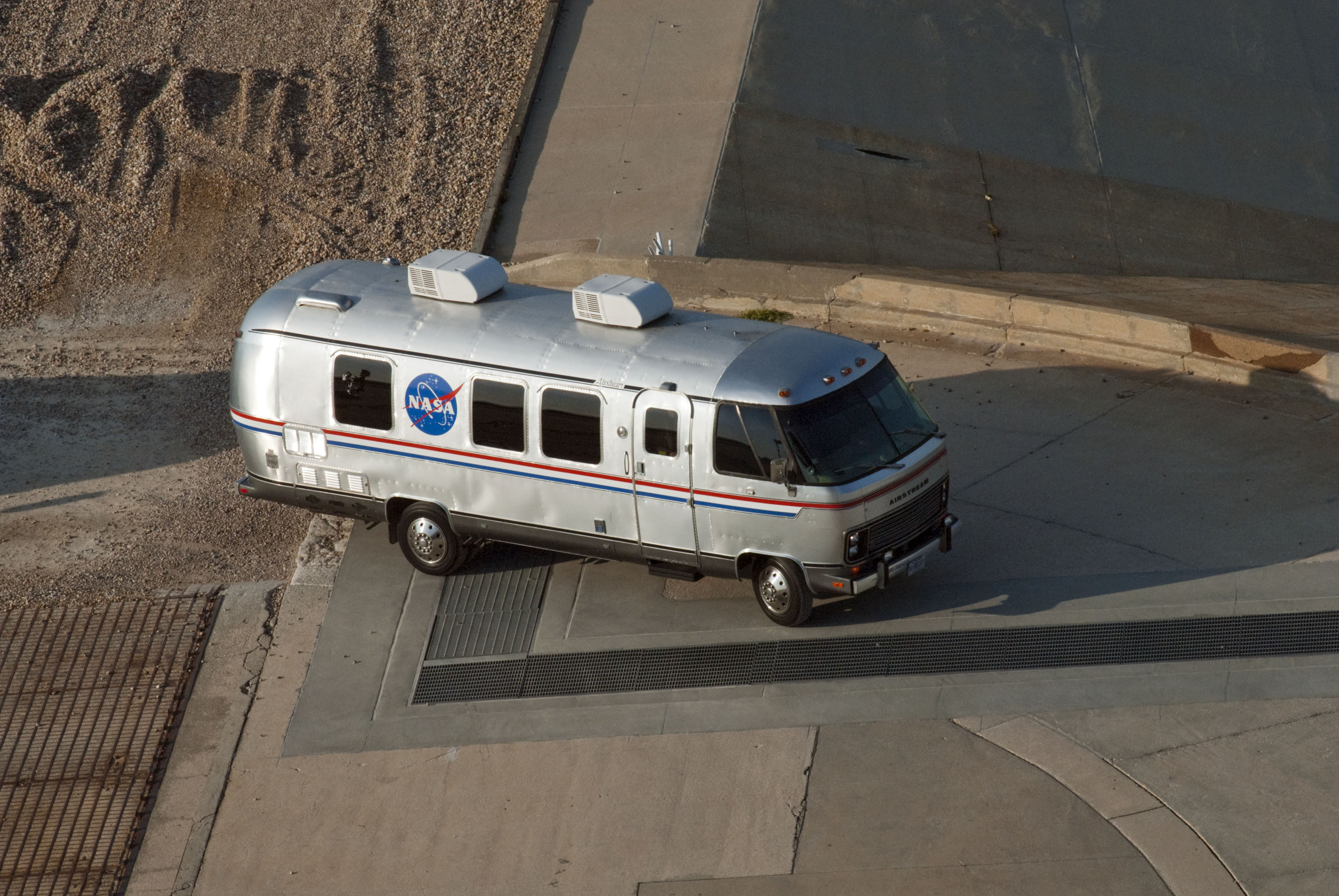 Nasa gmc motorhome