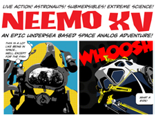 NEEMO 15: An Epic Undersea Based Space Analog Adventure!