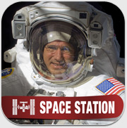 AstroApp: Space Station Crew