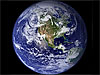 NASA Blue Marble Earth image
