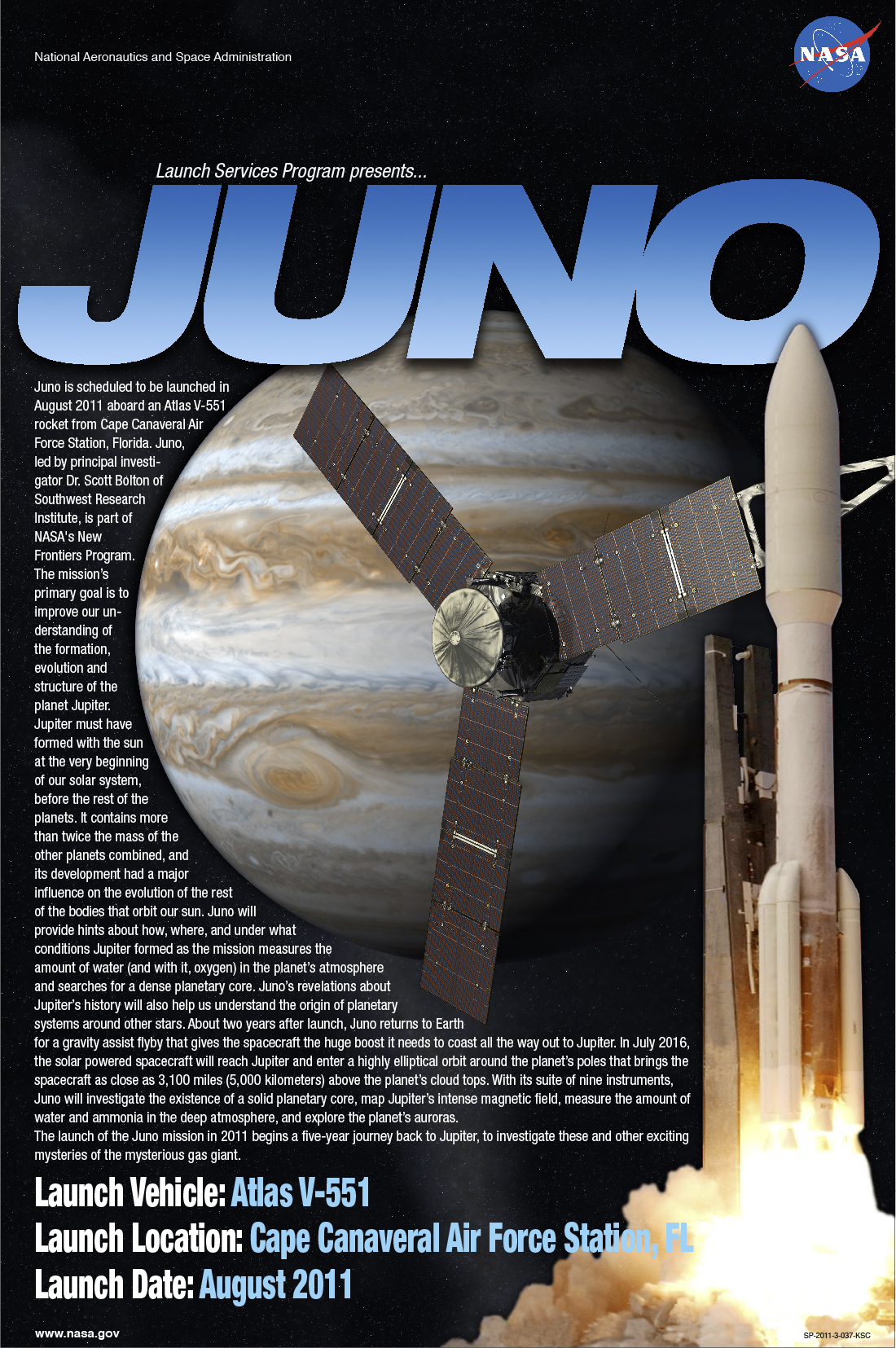 juno nasa project - photo #4