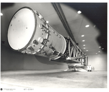 Historic photo of centrifuge