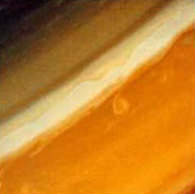 Surface of Saturn