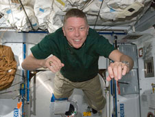 ISS028-E-007701 -- Mike Fossum
