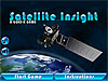 Screenshot of the Satellite Insight game