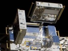 Materials on ISS Experiment X