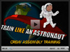 Train Like An Astronaut video player