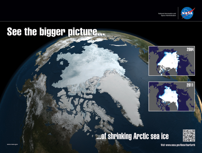 Know Your Earth sea ice thumbnail